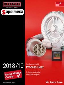 Catalogue 2019 Leister Procédés Industriels Process Heat
