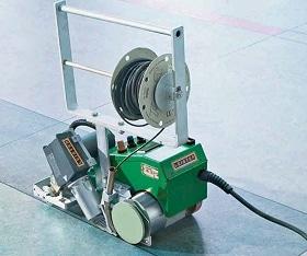 Automate de soudage LEISTER pour revêtement de sol