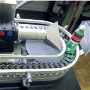 Sapelmeca soufflerie d'air chaud - utilisation en milieu industriel